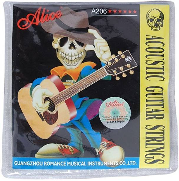 Polo Acoustic A206 Acoustic Guitar Guitar String