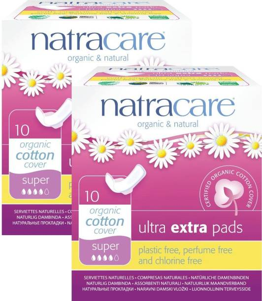 Natracare Sanitary Pads - Buy Natracare Sanitary Pads Online