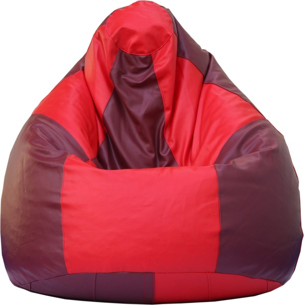 Beanskart XXXL Bean Bag XXXL (Filled With Beans) Bean Bag With Bean Filling