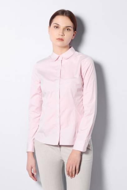 0b145c8d6b5 Womens Formal Shirts - Buy Womens Formal Shirts online at Best ...