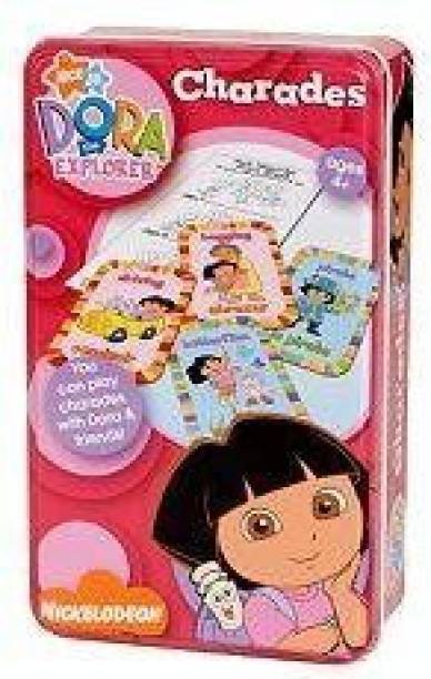 Dora The Explorer Charades Game