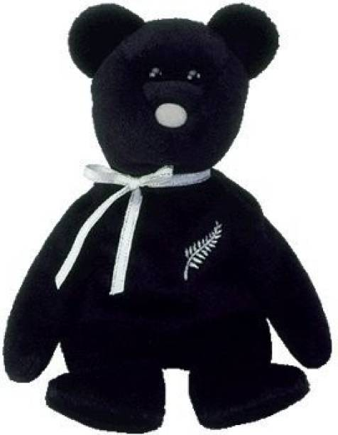 ty Beanie Baby - Ferny The Bear (New Zealand Exclusive) - 2.2 inch db79e3105412