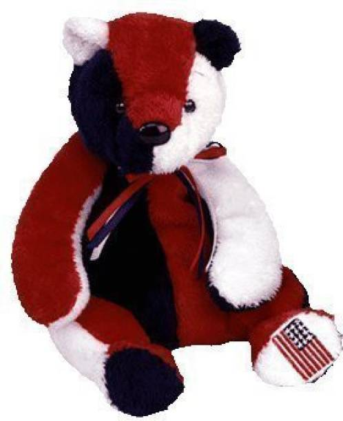 47b64e591e9 ty Beanie Baby - Patriot The Bear (Reversed Version) - 2.5 inch