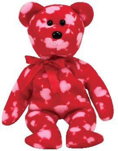 f145d961fa8 ty Beanie Babies Cupid S Bow - Bear (Borders Exclusive) - 2 inch