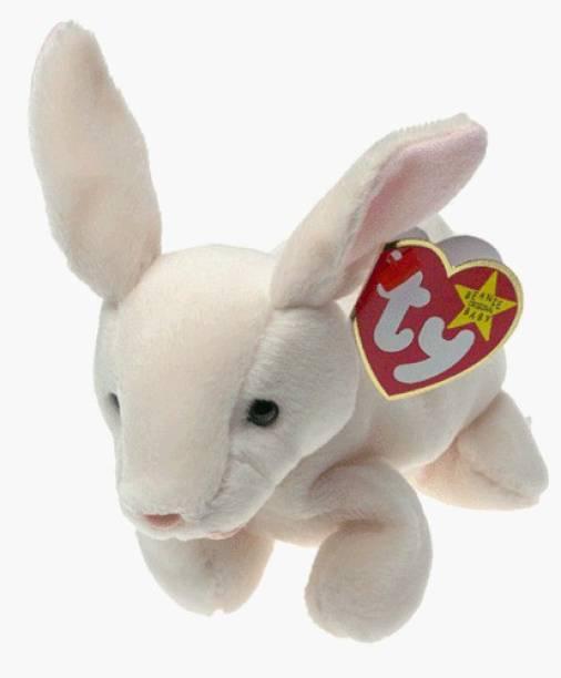 Beanie Babies - Rabbit Ty Beanie Baby - Nibbler The Bunny Rabbit - 1.97 inch 6f2dcce4edab