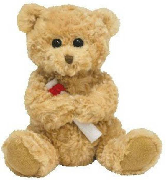 1e294dcf7df ty Beanie Baby 2.0 - Scholars The Graduation Bear (2009 Version - No Hat)