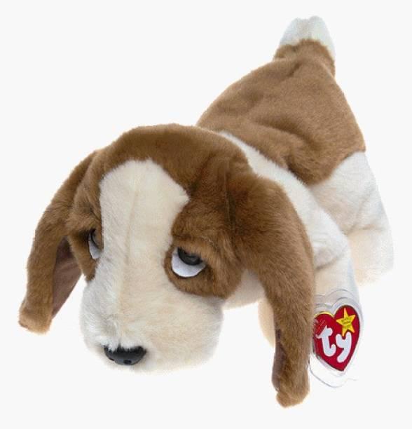 f9a8dfd5b94 Beanie Buddies Ty - Tracker The Basset Hound Dog  Toy  - 4.1 inch