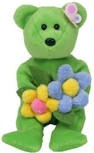 ty Beanie Baby - Raine The Bear (Internet Exclusive) - 2.7 inch f61dddc93f1a
