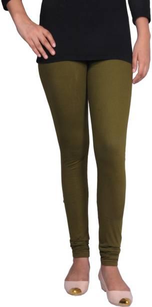 97523e8f795ee Dark Green Leggings - Buy Dark Green Leggings Online at Best Prices ...