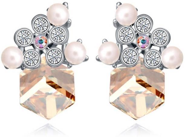 5f6435e45 Stud Earrings - Buy Stud Earrings online at Best Prices in India ...