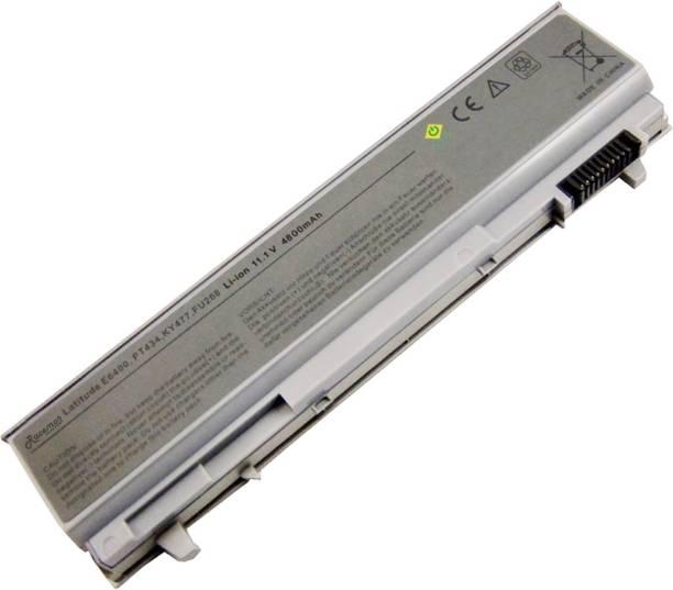 Racemos Latitude E6410 ATG 6 Cell Laptop Battery