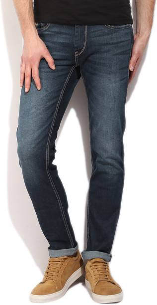 30626e1272ae Tapered Jeans - Buy Tapered Jeans Online at Best Prices in India ...
