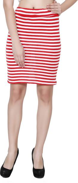 5576d8074b Knee Length Skirts - Buy Knee Length Skirts Online at Best Prices In ...
