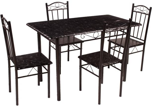 Dining Table डाइनिंग टेबल्स And Chairs Online At Best Best Black Dining Room Furniture Sets