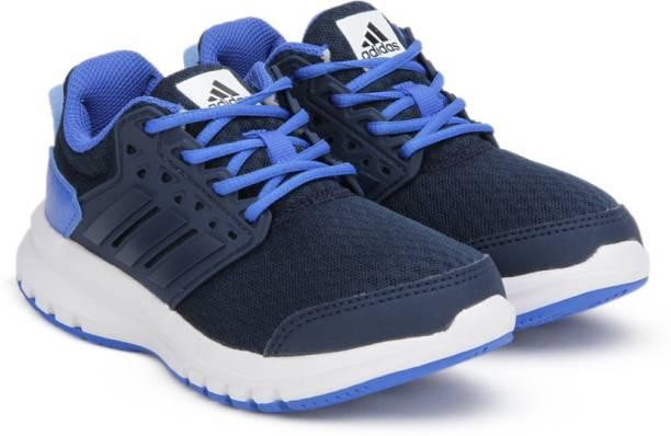 ADIDAS Boys   Girls Lace Running Shoes 5b26a53c3
