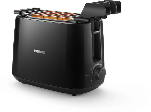 PHILIPS HD 2583/90 600 W Pop Up Toaster
