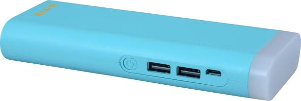 SUPER 10000 mAh Power Bank  tall torch, fast charge