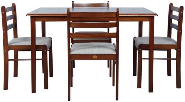 Parin Engineered Wood 4 Seater Dining Set
