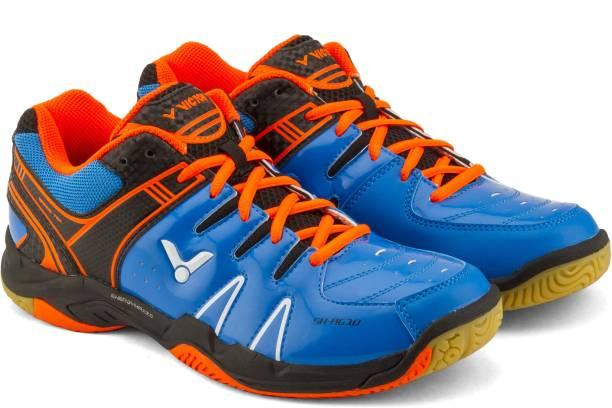 sale retailer c935e 41c04 Victor Badminton Shoes For Men