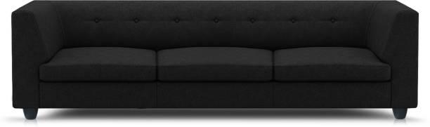 Adorn Homez Flamingo Fabric 3 Seater  Sofa