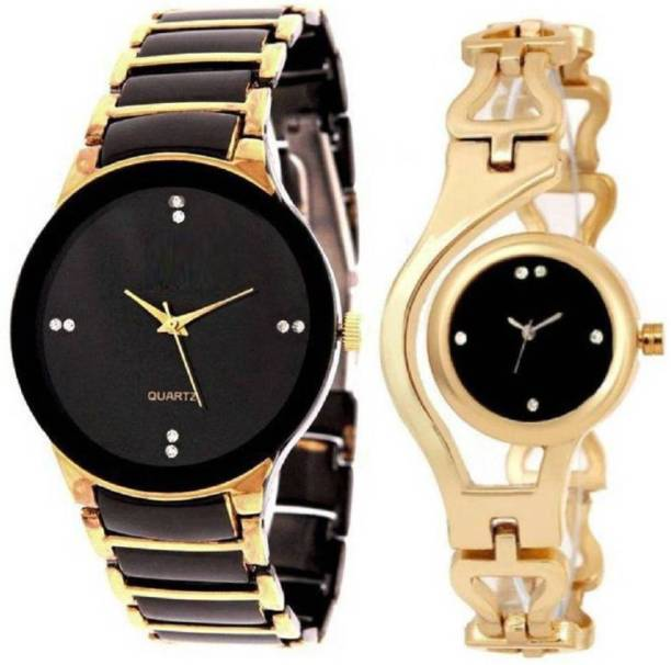 analog metal india brand black gold online at prices chain pr golden watches iik original buy best and fancy in