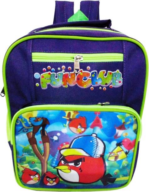 ehuntz EH217 (Primary 1st-4th Std) Waterproof School Bag
