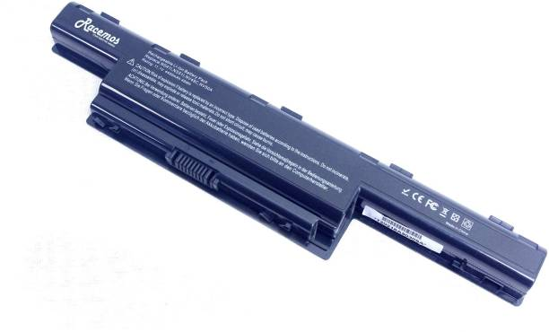 Racemos TravelMate 5740Z-P604G32Mnss 6 Cell Laptop Battery