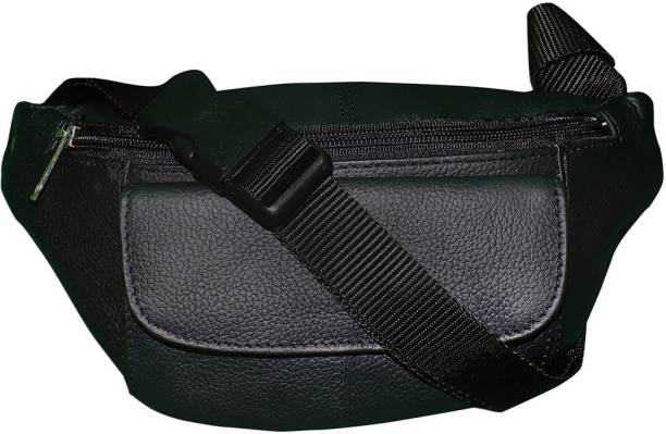 Style 98 Pure Leather waist bag for Men   Women Waist Pouch 081bc5ac862b1