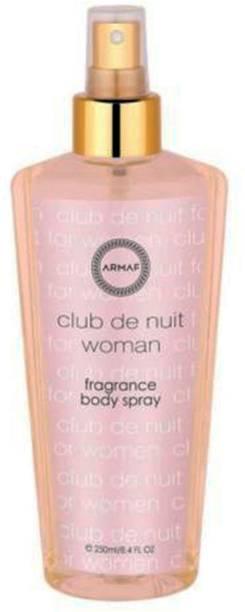ARMAF CLUB DE NUIT PINK FEMME Body Mist  -  For Women