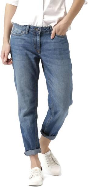 MAST & HARBOUR Regular Women Blue Jeans