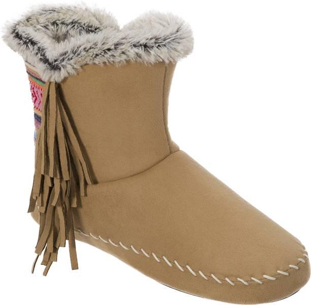 39edbf338bf Dearfoams Footwear - Buy Dearfoams Footwear Online at Best Prices in ...