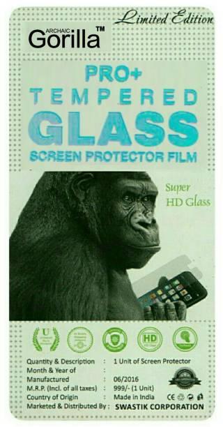 ARCHAIC Gorilla Tempered Glass Guard for LENOVO A3900
