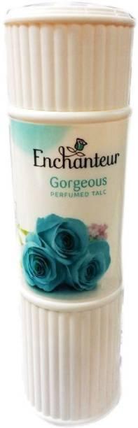 Enchanteur Gorgeous Perfumed talc