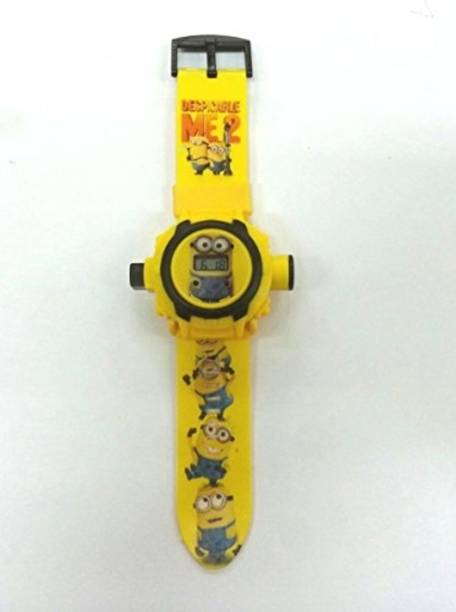 MINIONS projector watch