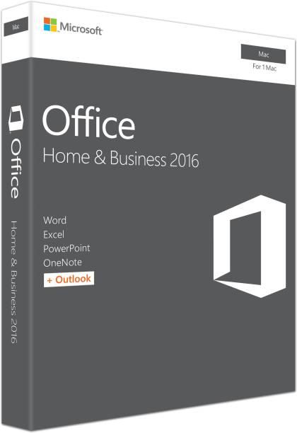 MICROSOFT Office�Mac Home Business�