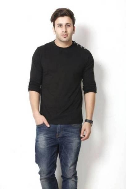 bb34adeeb Roll Up Sleeve Tshirts - Buy Roll Up Sleeve Tshirts Online at Best ...