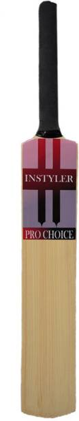 Instyler Pro Choice Size 3 Poplar Willow Cricket  Bat