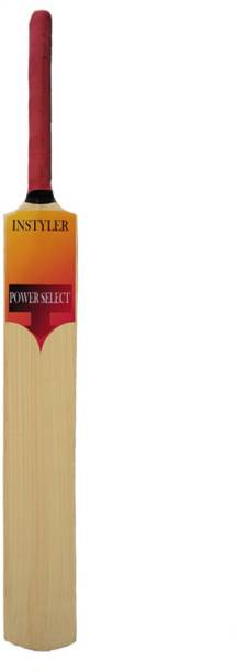 Instyler Power Select Size 3 Poplar Willow Cricket  Bat
