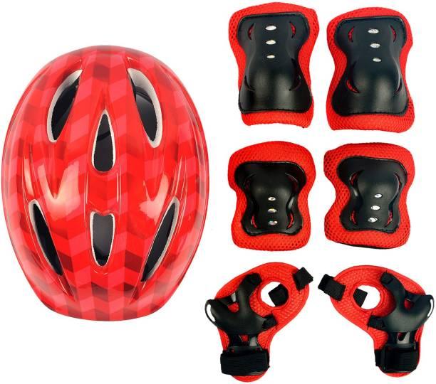 COCKATOO 4 in 1 helmet set Cycling Helmet