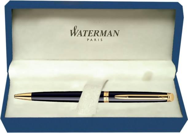 Waterman Hemisphere Mars Black GT Ball Pen