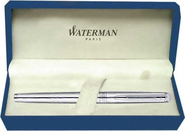Waterman Hemisphere Dlx Metal CT Roller Ball Pen