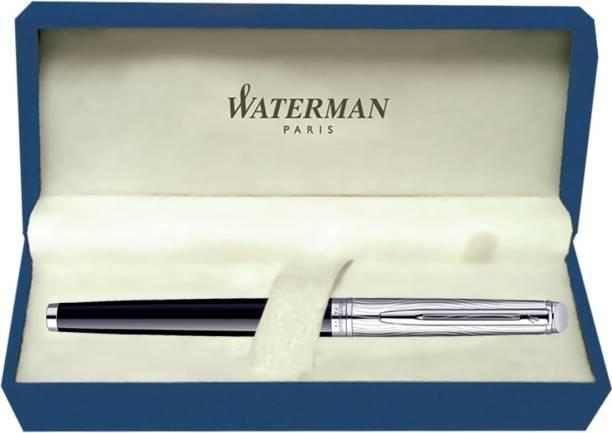 Waterman Hemisphere Dlx Black CT Roller Ball Pen