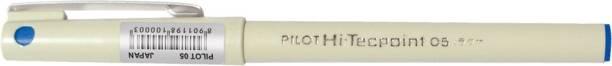 PILOT HITEC 05 BLUE Roller Ball Pen