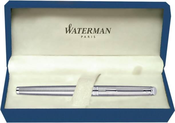 Waterman Hemisphere SS CT (Medium Nib) Fountain Pen