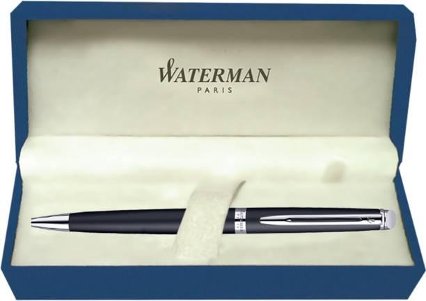 Waterman Hemisphere Matt Black CT Ball Pen