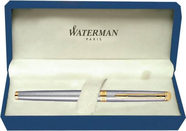 Waterman Hemisphere SS GT Medium Nib Fountain Pen