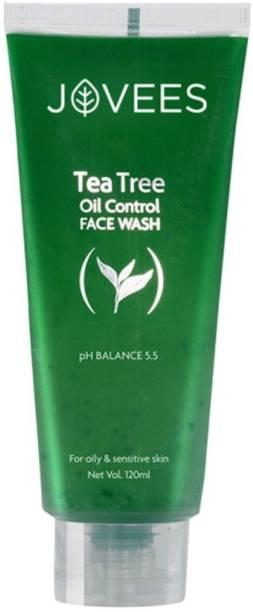JOVEES Tea Tree Oil Contro  Face Wash