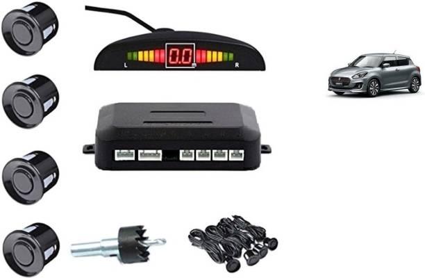 Typhon PS5202 Optimum Car parking Sensor BlackFor New Swift Parking Sensor