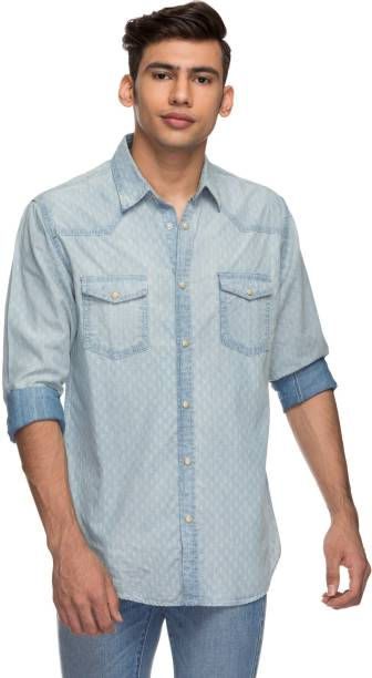 88664ffa39b3 Cotton World Shirts - Buy Cotton World Shirts Online at Best Prices ...