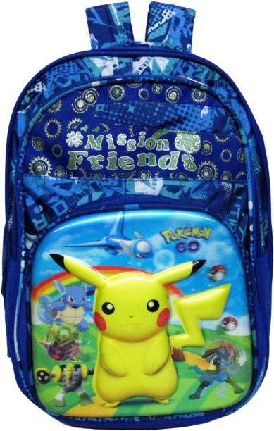 ehuntz EH289 (Secondary 3rd Std Plus) Waterproof School Bag